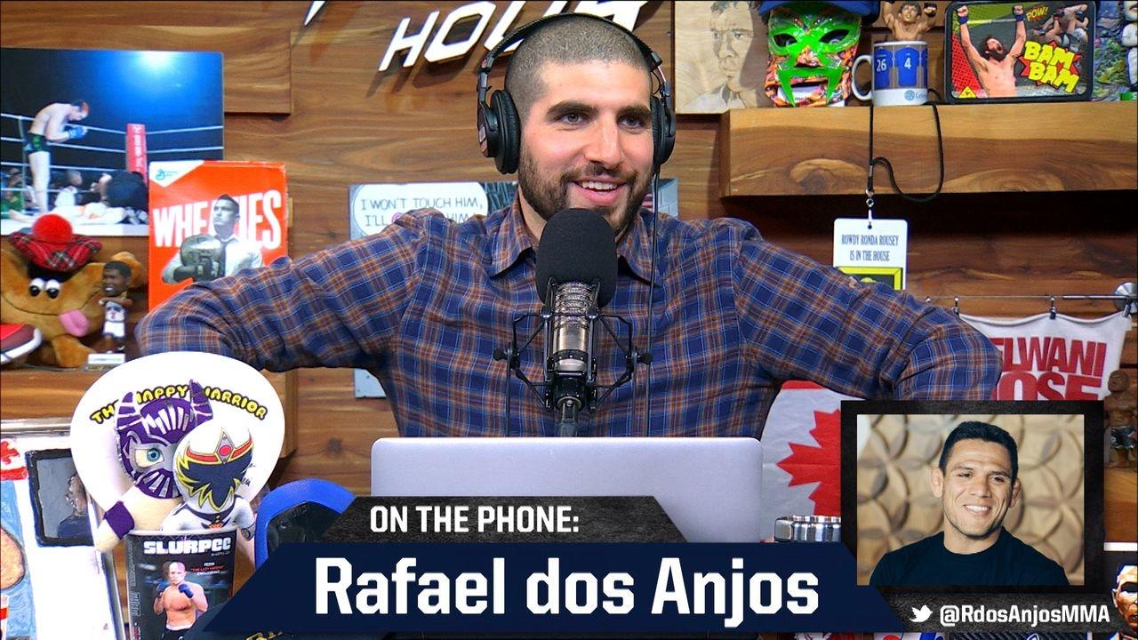 Rafael dos Anjos Admits He