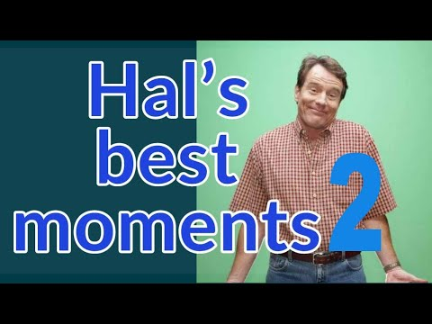 Malcolm in the middle Hal season 5-7 best bits
