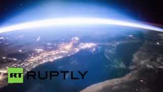 ISS: See epic time-lapse footage of Earth from the ISS