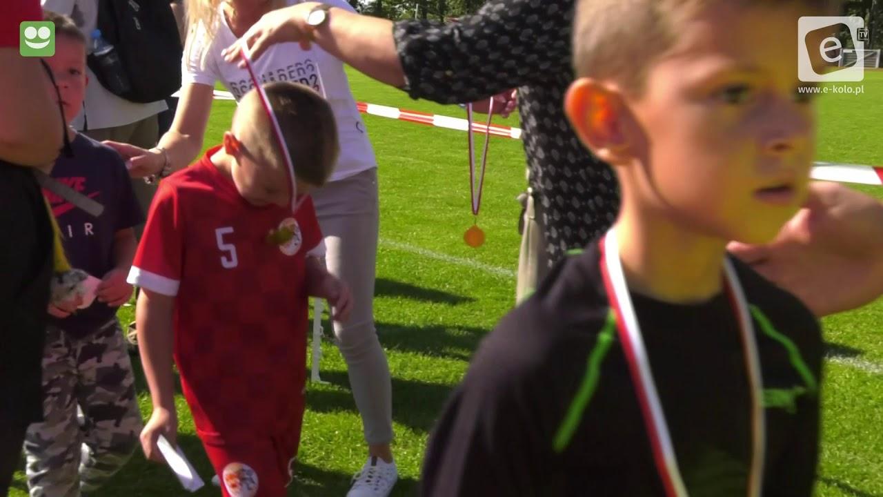 39 Bieg Warciański - biegi dziecięce i młodzieżowe