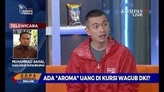 Download Video Rian Ernest: Saya Baru Bilang Dugaan, Sudah Dilaporkan - Ada Politik Uang di Kursi Wagub DKI? MP3 3GP MP4