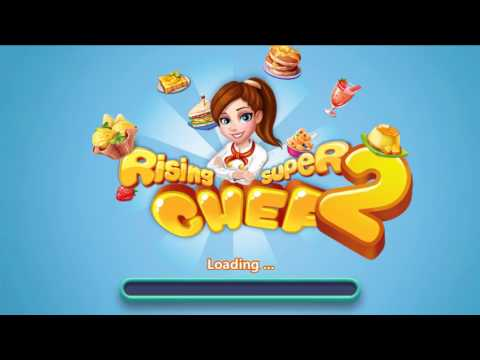 Rising Super Chef 2 | Kitchen & Cooking And Restaurant Games | Chef Cooking Games
