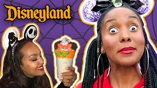 10 Best and Worst Disneyland Halloween Treats! by Clevver Style
