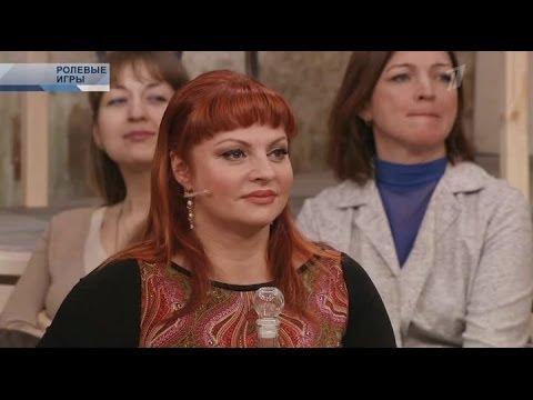 Наталья Толстая - Они и мы (Первый канал - 23.04.2014)