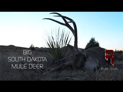 Big South Dakota Mule Deer S4E7 Seg1