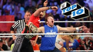 Nonton Top 10 Smackdown Live Moments  Wwe Top 10  July 19  2016 Film Subtitle Indonesia Streaming Movie Download