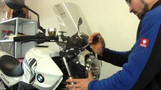 7. ZTechnik VStream Windshield Windschild BMW R1200R 2011-*