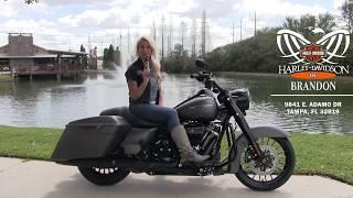 2. 2017~ 2018 Harley Davidson Road King Special  for sale New Model