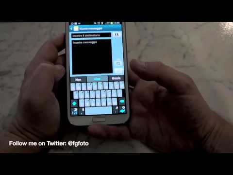 swiftkey - Video Recensione SwiftKey 3 - La migliore tastiera per Android secondo me by @fgfoto seguitemi su twitter: @fgfoto.