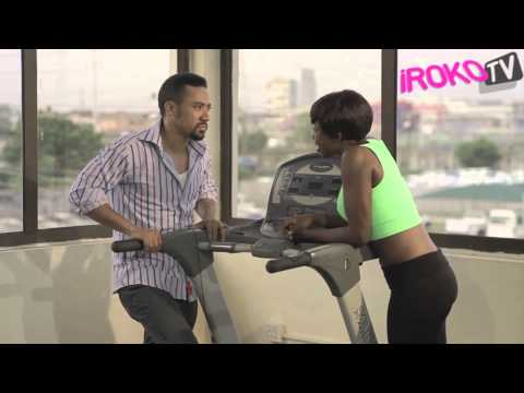 (Forgetting June)Majid Michel Apologises To Beverly Naya [Nigerian Movie]