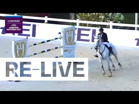 RE-LIVE | Jumping Abu Dhabi (UAE) - Longines Grand Prix | Longines FEI Jumping Nations Cup™ 2020