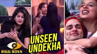Arshi Khan KISSES Shilpa Shinde, Priyank SLEEPS On Benafsha, Puneesh Bandgi Intimate