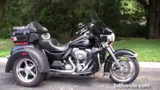 7. Used 2011 Harley Davidson Tri Glide Trike for sale