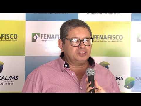 Depoimento Marconiedson de Oliveira Cunha (Sindifiscal-MS 30 anos)
