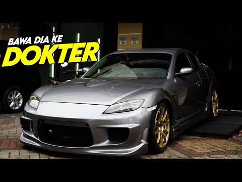 BAWA RX 8 KE DOKTER, KETAUAN KAN PENYAKITNYA 😅 видео