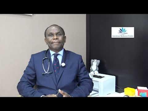 Dr. Adeyinka Shoroye, M.D., F.A.A.P, Pediatrics Specialist at American Wellness Center, Dubai