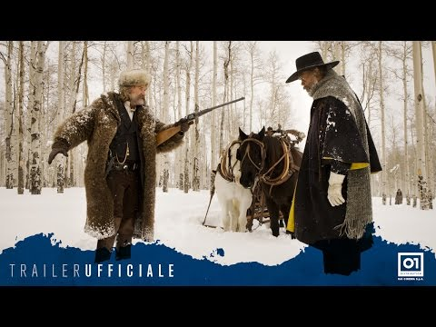 the hateful eight - trailer ufficiale italiano