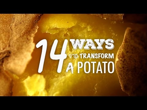 14 Ways To Make Potatoes Is Delicious