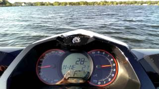 7. 2013 Seadoo gtr 215 0-60