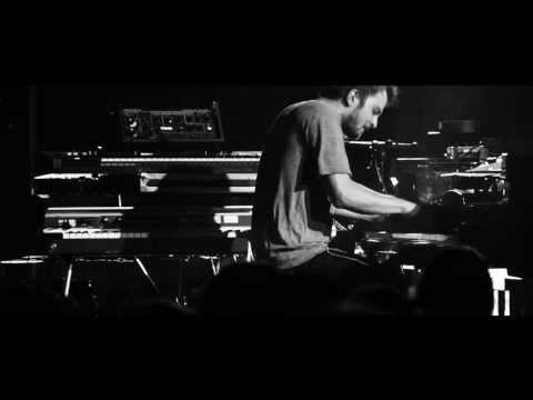 Watch Nils Frahm's live video for 'Toilet Brushes'