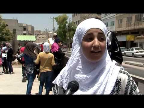 مشروع شباب من أجل التغيير في إربد