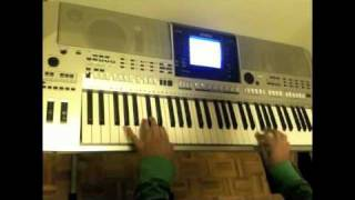 On The Floor - Stereo Love Piano Mashup
