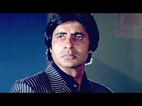 Abhimanyu Chakravyuh Mein | Amitabh Bachchan | Kishore Kumar | Inquilaab | Bollywood Song