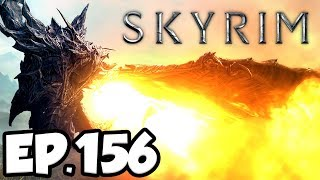 Skyrim: Remastered Ep.156 - SEARCHING FOR TREASURE, TREASURE MAP II (2)!! (Special Edition Gameplay)