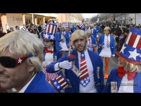 Cabalgata Carnavalesca de Isla Cristina 2017