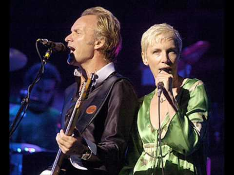 Sting Feat. Annie Lennox - We´ll Be Together (audio E Photos Only)