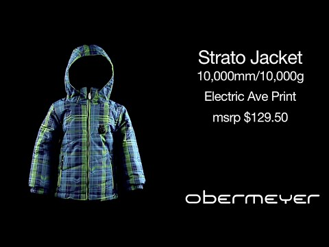 Obermeyer Boy's Strato Jacket