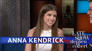 Video What Did Anna Kendrick Say To Make Obama Laugh? MP3, 3GP, MP4, WEBM, AVI, FLV Maret 2019