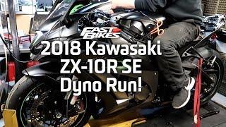 4. 2018 Kawasaki ZX-10R SE - Dyno Run!