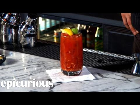How to Make a Bloody Mary Cocktail