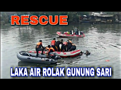 Rescue1 : Pencarian Anak Tenggelam Rolak Gn. Sari
