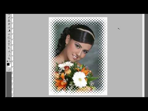 Crear un marco artístico Photoshop Fácil by Yanko0