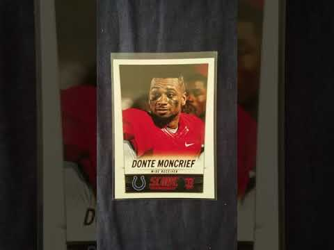 Score 2014 Donte Moncrief Rookie Card
