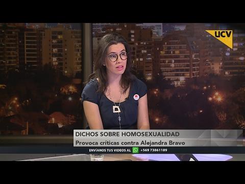 video Dichos sobre homosexualidad provoca críticas contra Alejandra Bravo