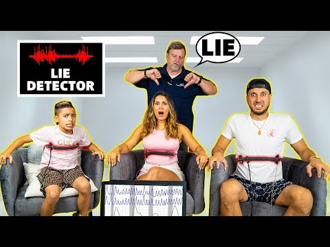 REVEALING our BIGGEST SECRETS on Camera! (LIE DETECTOR TEST) | The Royalty Family