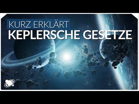 Johannes Keplers Planetengesetze   Einfach Erklärt