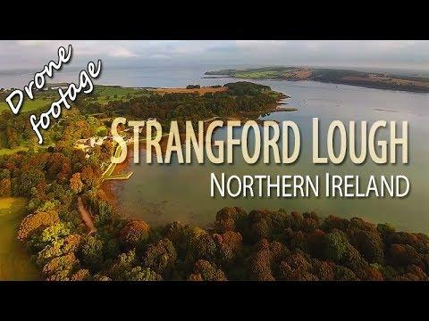 Strangford Drone Video