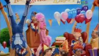 LazyTown song - Twenty Times Time