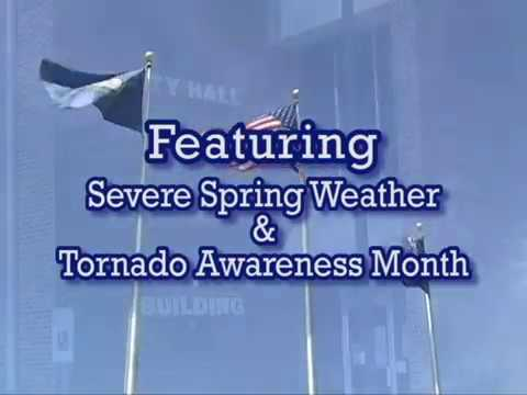 Severe Spring Weather & Tornado Awareness Month
