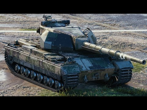 World Of Tanks Super Conqueror - 8 Kills 11,1K Damage