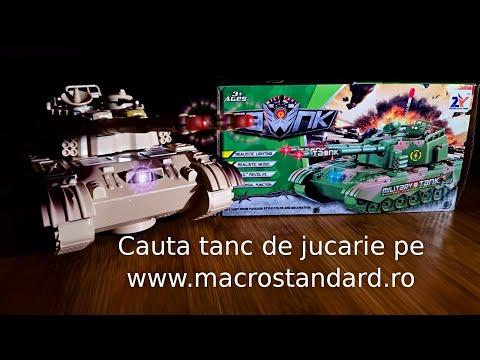 Cauta Tanc electric de jucarie pe www.macrostandard.ro