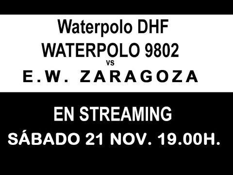 W9802 vs EW Zaragoza