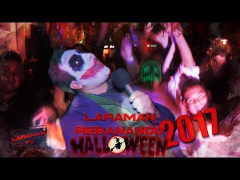 Laraman Rebanando en Halloween 2017 | Miami, Florida