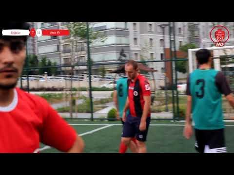 BOĞALAR - ATSIZ FK  Boğarlar 7-11 Atsızlar Fk Maçın Özeti