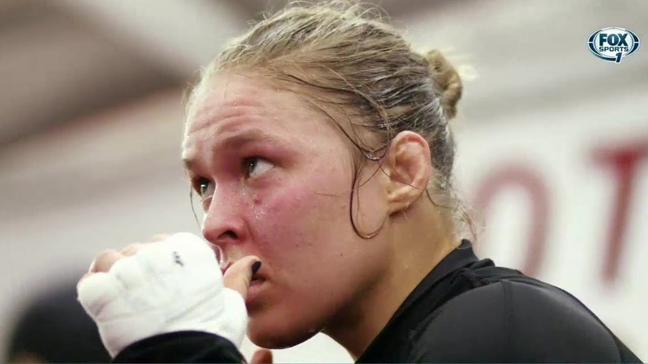 Training Day: Rousey vs Zingano - Part 1
