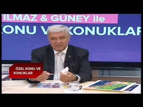 Kanal34'de Yılmaz Birinci & İlknur Gülebaş'ın Konuğu Prof. Dr.. Ahmet Vefik Alp 19 09 2017
